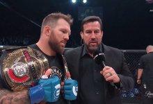 Ryan Bader tekent nieuw contract bij Bellator MMA