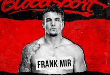 Frank Mir maakt professioneel worstel debuut tijdens Bloodsport