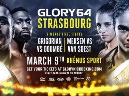 Harut Grigorian verdedigt titel tegen Cedric Doumbe in Strasbourg