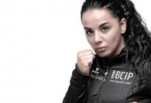 Hatice Özyurt maakt Bellator debuut in Dublin tegen Leah McCourt