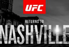 Martin Day en Chris Gutierrez vecht om eerste UFC overwinning tijdens UFC Nashville