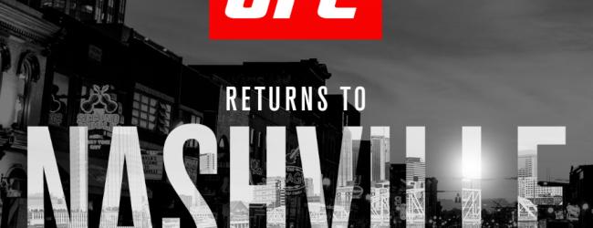 John Makdessi en Jesus Pinedo vechten tijdens UFC Nashville na blessures tegenstanders