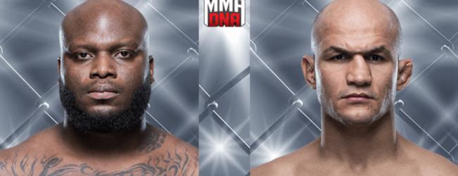 Derrick Lewis vs. Junior Dos Santos is het Main Event voor UFC Wichita