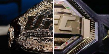 De MMA wereld reageert op de nieuwe UFC Legacy Belt