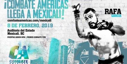 Uitslagen : Combate Americas 30 : Baja