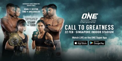 Uitslagen : ONE Championship 89 : Call to Greatness