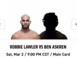 UFC haalt hilarische grap uit met Ben Askren