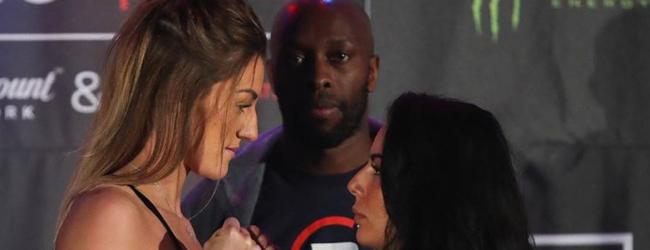Hatice Ozyurt verliest Bellator MMA debuut tegen Leah McCourt