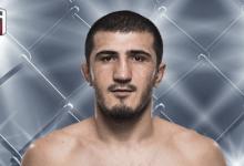 Ramazan Emeev geblesseerd, vecht niet tegen Michel Prazeres tijdens UFC Praag