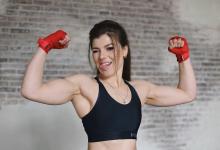 Zesvoudig Sambo Kampioene Marina Mokhnatkina tekent bij Bellator MMA