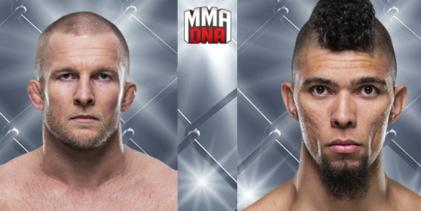 Johnny Walker claimt en krijgt gevecht tegen Misha Cirkunov tijdens UFC 235