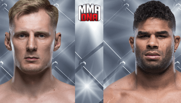 Alexander Volkov vs. Alistair Overeem is het Main Event voor UFC St.Petersburg