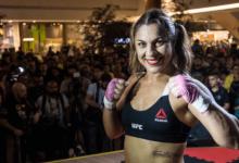 Irene Aldana vs. Bethe Correia ditmaal ingepland voor UFC 237 in Curitiba, Brazilië