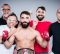 Champion vs. Champion gevecht tijdens Bellator 221 in Rosemont, Illinois