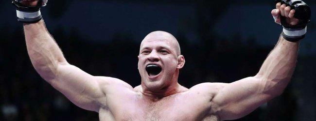 """Ongeslagen """"Ural Hulk"""" debuteert in de UFC tijdens Juni evenement"""