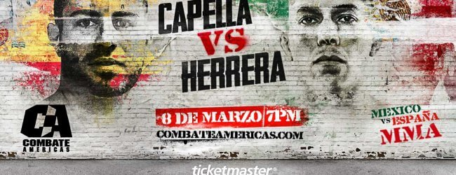 Uitslagen : Combate Americas 32 : Mexico vs. España Part I