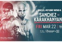 Georgi Karakhanyan pakt short notice Main Event tegen Emmanuel Sanchez