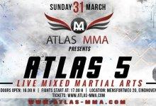 Atlas MMA 5 verwacht opnieuw spektakel