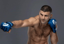 BREAKING: Hracho Darpinyan tegen Mike Shipman op Bellator 218