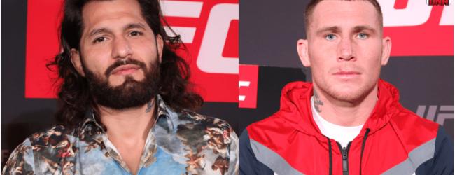 UFC Londen interviews: Darren Til en Jorge Masvidal