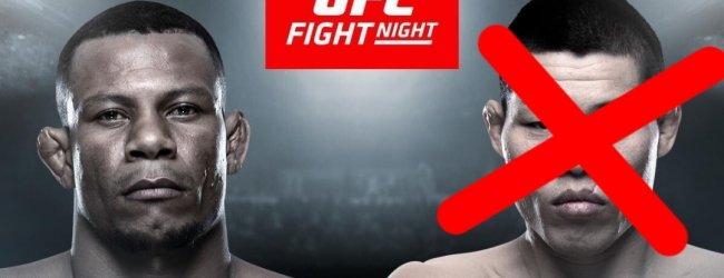 Li Jingliang moet zich geblesseerd afmelden voor UFC Fort Lauderdale gevecht tegen Cowboy Oliveira
