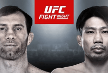 Sultan Aliev vs. Keita Nakamura toegevoegd aan UFC St.Petersburg