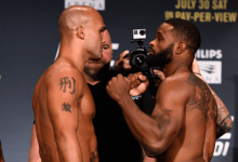 Rematch tussen Tyron Woodley en Robbie Lawler is het Main Event voor UFC Minneapolis