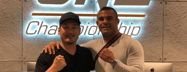 Braziliaanse MMA legende Vitor Belfort tekent bij ONE Championship