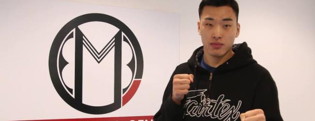 Seung Woo Choi maakt UFC debuut in St.Petersburg tegen Movsar Evloev