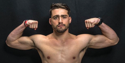 Brandon Davis treft ongeslagen nieuwkomer Randy Costa tijdens UFC 236 in Atlanta