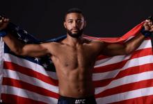 Ongeslagen Trevin Giles maakt comeback tijdens UFC Rochester tegen Zak Cummings