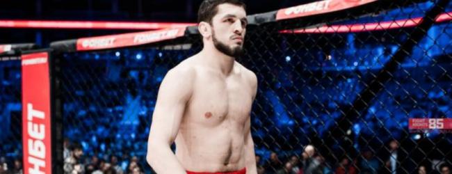 Max Griffin treft ongeslagen nieuwkomer Zelim Imadaev tijdens UFC 236 in Atlanta