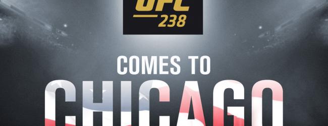 Felice Herrig vs. Yan Xiaonan is het vierde vrouwengevecht voor UFC 238 in Chicago