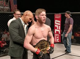 BFL Kampioen Cole Smith pakt short notice gevecht tegen Mitch Gagnon tijdens UFC Ottawa
