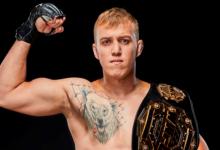 Ongeslagen Sergey Spivak pakt short notice gevecht tegen Walt Harris tijdens UFC Ottawa