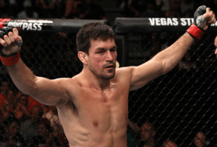 BJJ specialist Demian Maia treft Anthony Rocco Martin tijdens UFC Minneapolis