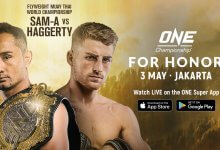 Uitslagen : ONE Championship 93 : For Honor
