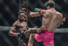 Geen Andy Souwer, wel Brown Pinas tijdens ONE Championship KB toernooi