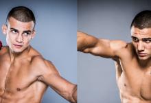 Bellator MMA talenten Aaron Pico en Adam Borics treffen elkaar tijdens Bellator 222 in NYC