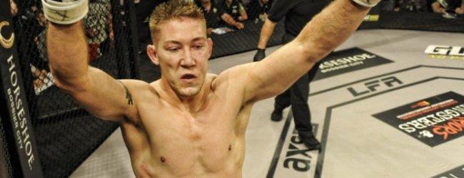 Derrick Krantz pakt short notice gevecht tegen Vicente Luque tijdens UFC Rochester