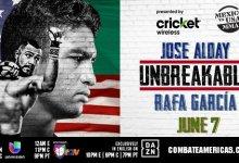 Uitslagen : Combate Americas 39 : Tucson Unbreakable