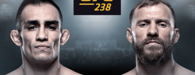 Donald Cerrone verwacht Lightweight titelgevecht na winst UFC 238