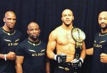 Nieuwkomers Ciryl Gané en Raphael Pessoa treffen elkaar tijdens UFC Montevideo