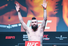 UFC Greenville Video-Interview: Bryan Barberena