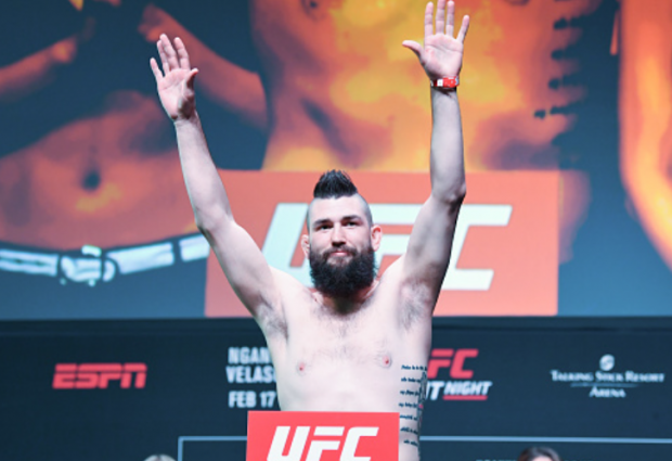 UFC Greenville Video-Interview: Bryan Barberena