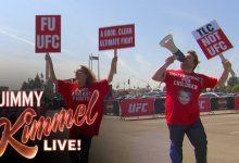 """Video: """"Hippie's"""" tegen geweld in de UFC"""