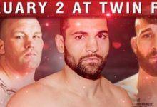 Uitslagen : CES MMA 48 : Rebello vs. Wiuff