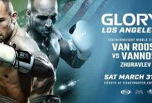 Uitslagen : GLORY 52 : Los Angeles