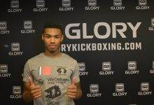 GLORY post fight interview: Massaro Glunder