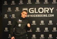 GLORY post fight interview: Mohammed Jaraya